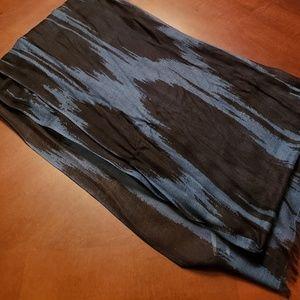 NWOT Ann Taylor Cashmere Silk Wrap Scarf